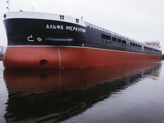 Судно «Альфа Меркурий» прошло испытания на Волге около Васильсурска