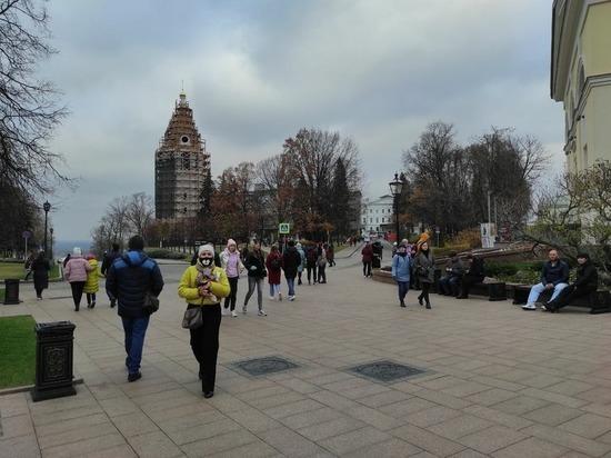 Почти 1,317 млн нижегородцев протестированы на COVID-19