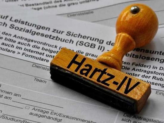 Германия: Пособие Hartz-IV в новом году увеличится