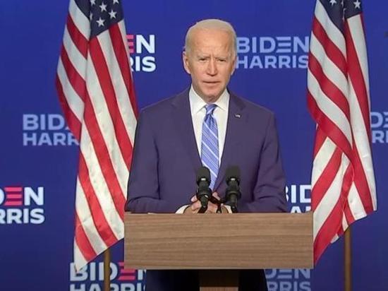 Байден рассказал о предоставленном ему американцами мандате