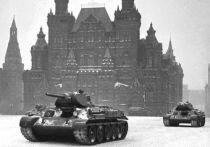 Сколько танков проехало в тот день по Красной площади