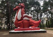 «Площадь перемен» и змей Змагарыч стали частью фольклора