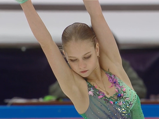 Трусова рассказала о подготовке программ к этапу КР в Казани