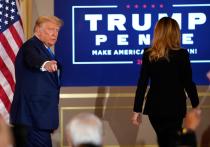 Дональд Трамп проиграл проиграл президентские выборы