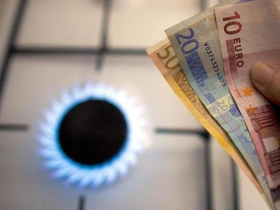 В Германии резко поднимутся цены на газ