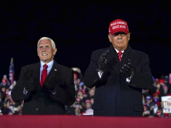 Кушнер рекомендует  Трампу признать проигрыш навыборах президента США