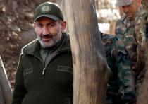 Пашинян надеется, что Байден остановит конфликт в Карабахе