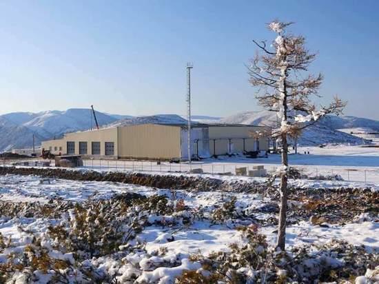 Корпус материально-технического снабжения построили на Удокане