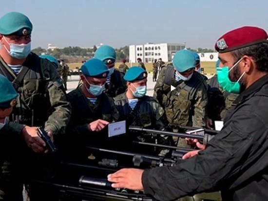 Начались пятые российско-пакистанские военные учения «Дружба-2020» в Тарбеле