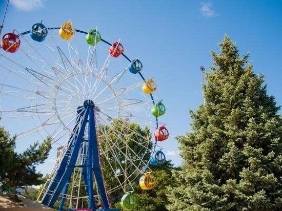 Из парка в Волгограде убрали «чертово колесо» за 4,5 млн рублей