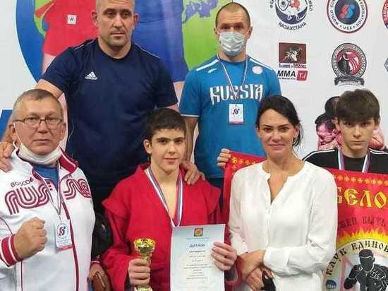 Псковские самбисты завоевали «золото» в первенстве и Кубке России