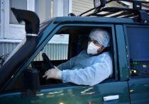 Зампред парламента Ямала на личном авто возил врачей к пациентам