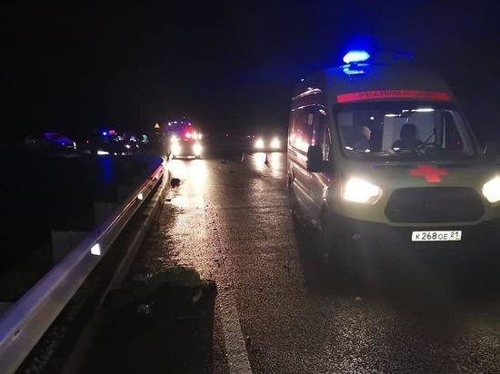 Женщина-пешеход погибла под колесами автомобиля в Чувашии
