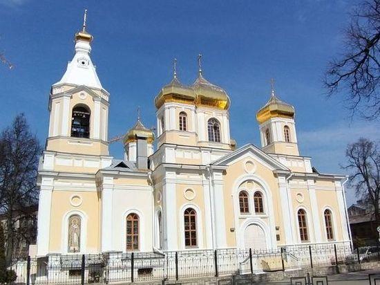 Храм Дивеевского подворья в Нижнем закрыли на карантин до 21 ноября
