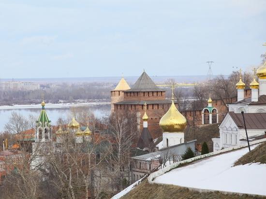 Снег и заморозки обещают в ближайшие дни в Нижегородской области