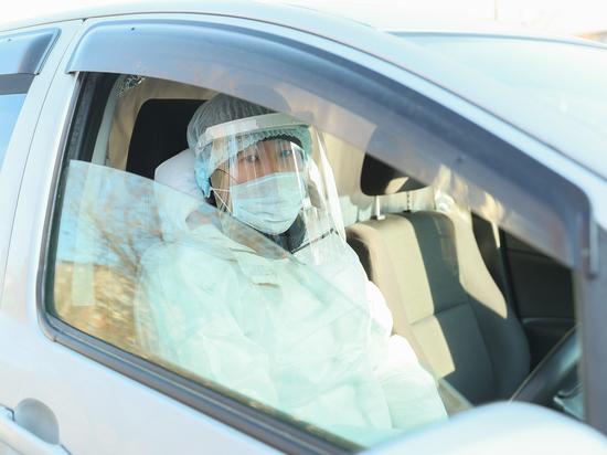 «Идет обкатка проекта»: «ковидное» такси работает в Улан-Удэ почти неделю