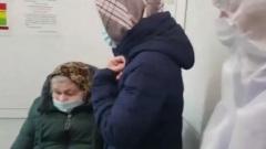 Хакасcский фельдшер со слезами умоляла больницу забрать 90-летнюю пациентку