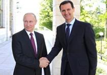 Путин призвал к массовому возвращению беженцев в Сирию