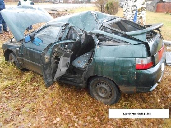 ДТП в Кирово-Чепецком районе: есть погибшие