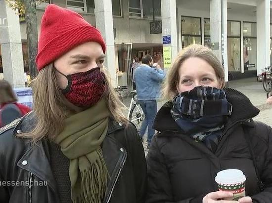 Германия: Президиум ХДС не видит возможности для послабления ограничений