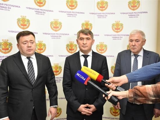 Банк участвует в реализации национальных проектов Чувашии