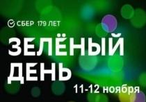 Сбербанк проведет третий Зеленый день на Северном Кавказе и Юге России