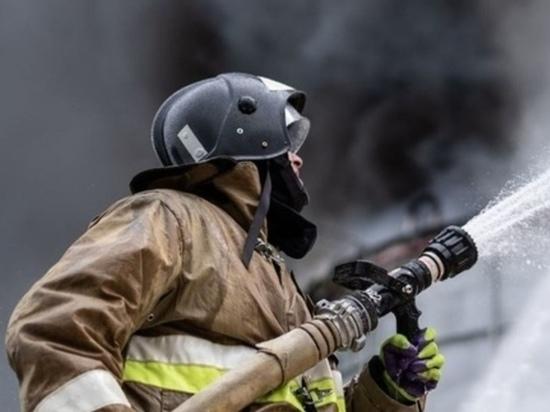 Пенсионер погиб при пожаре в Чебоксарах