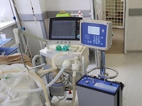 В Волгоград поступает оборудование для лечения пациентов с COVID