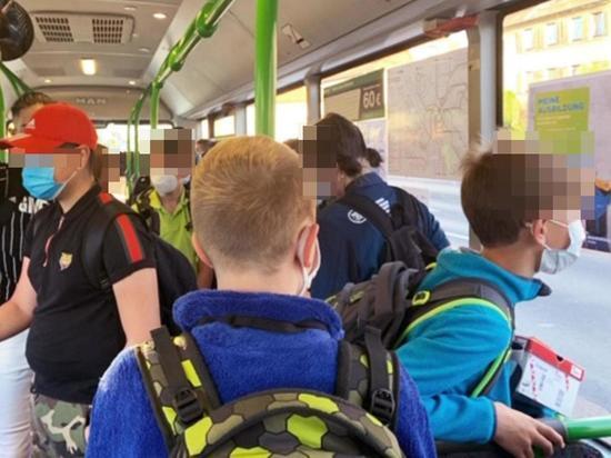 Город в Германии достиг коэффициента 307,4: школы до Пасхи будут работать по сменам
