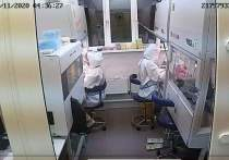 Лаборатория Ноябрьска перешла на круглосуточный режим работы