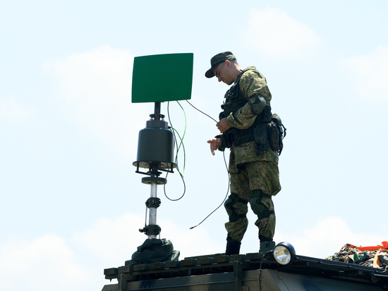 В операции задействована десантно-штурмовая бригада ВДВ