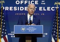 На объявленного победителем президентских выборов в США Джо Байдена обрушился шквал поздравлений из-за рубежа