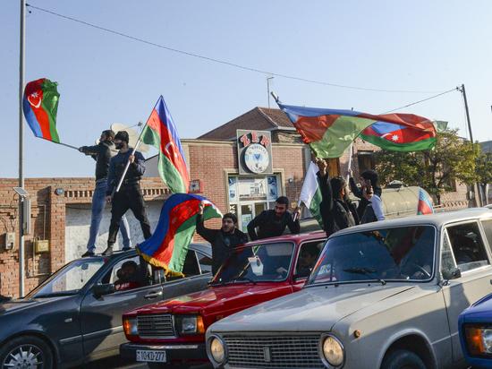 При этом мир сейчас был необходим прежде всего Армении