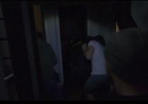 Появилось видео задержания молодого человека, помогавшего террористам в Твери