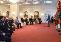 Калужские полицейские получили государственные награды