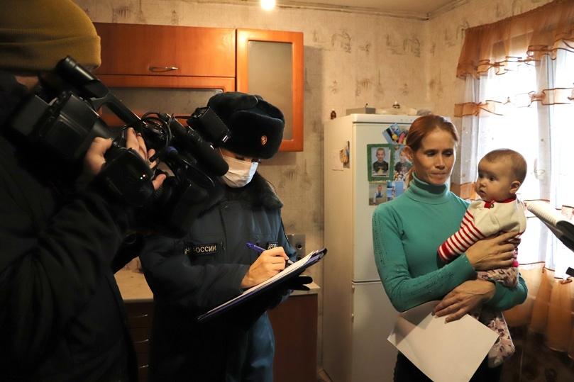 Правила пожарной безопасности разъяснили псковским многодетным семьям, фото-3