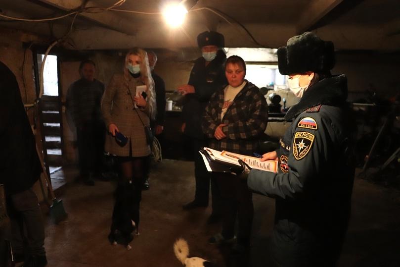 Правила пожарной безопасности разъяснили псковским многодетным семьям, фото-2