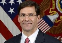 Министр обороны Соединенных Штатов Марк Эспер был уволен Трампом через неделю после выборов президента