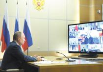 Си Цзиньпин призвал при Путине прекратить