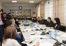 Интернет - это вызов для чиновников:  глава Тувы  провел  встречу с главредами СМИ