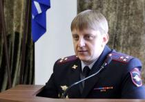 Министру внутренних дел Тувы Юрию Полякову присвоено высокое звание