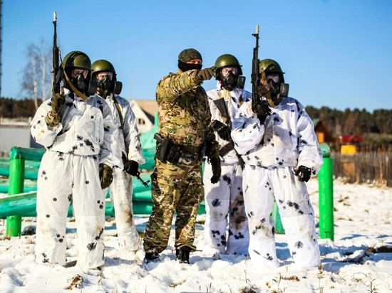"""""""Ураган"""" в действии: как спецназ поддерживает порядок в колониях и лагерях"""