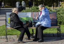 «Московский комсомолец в Новосибирске» провел акцию «Оставайся молодым и здоровым!», посвященную декаде пожилых людей