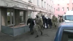 Иностранных студентов задержали в Красноярске за поддержку терроризма