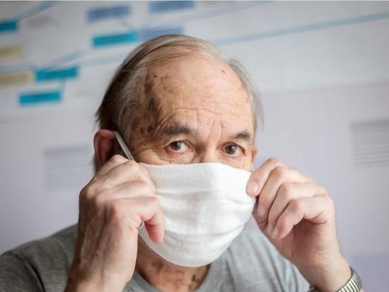 В Петербурге ввели обязательную самоизоляцию для пенсионеров