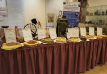 Расстегай с рыбой псковички Ольги Бедских победил в конкурсе «Причудский пирог»