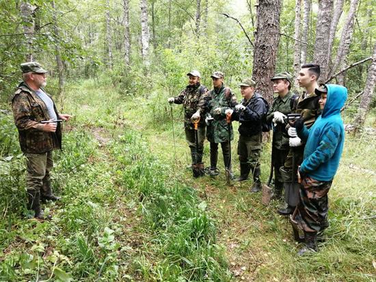 Отряд «Победа» ежегодно находит останки сотен бойцов, павших вВеликой Отечественной