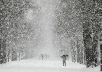 В Омске ожидаются сплошные снегопады и похолодание