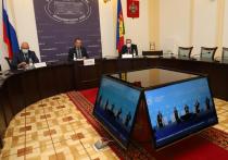 Спикер ЗСК принял участие в московском форуме «Сильные идеи для нового времени»