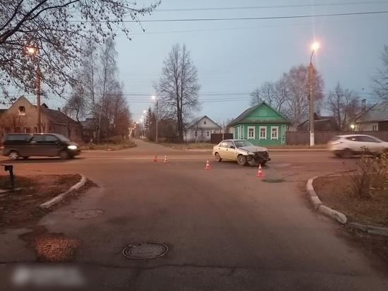 В Твери по вине женщины шестилетний мальчик пострадал в аварии
